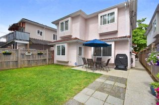 Photo 19: 528 E 44TH AVENUE in Vancouver: Fraser VE 1/2 Duplex for sale (Vancouver East)  : MLS®# R2267554