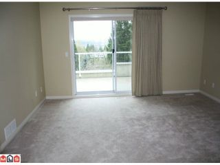 "Photo 7: 17 4001 OLD CLAYBURN Road in Abbotsford: Abbotsford East Townhouse for sale in ""CEDAR SPRINGS"" : MLS®# F1226045"