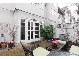 Photo 18: 8 356 Simcoe St in VICTORIA: Vi James Bay Row/Townhouse for sale (Victoria)  : MLS®# 753286