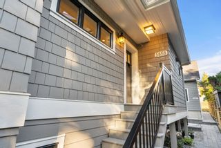 """Photo 5: 5858 ALMA Street in Vancouver: Southlands 1/2 Duplex for sale in """"ALMA HOUSE"""" (Vancouver West)  : MLS®# R2624438"""