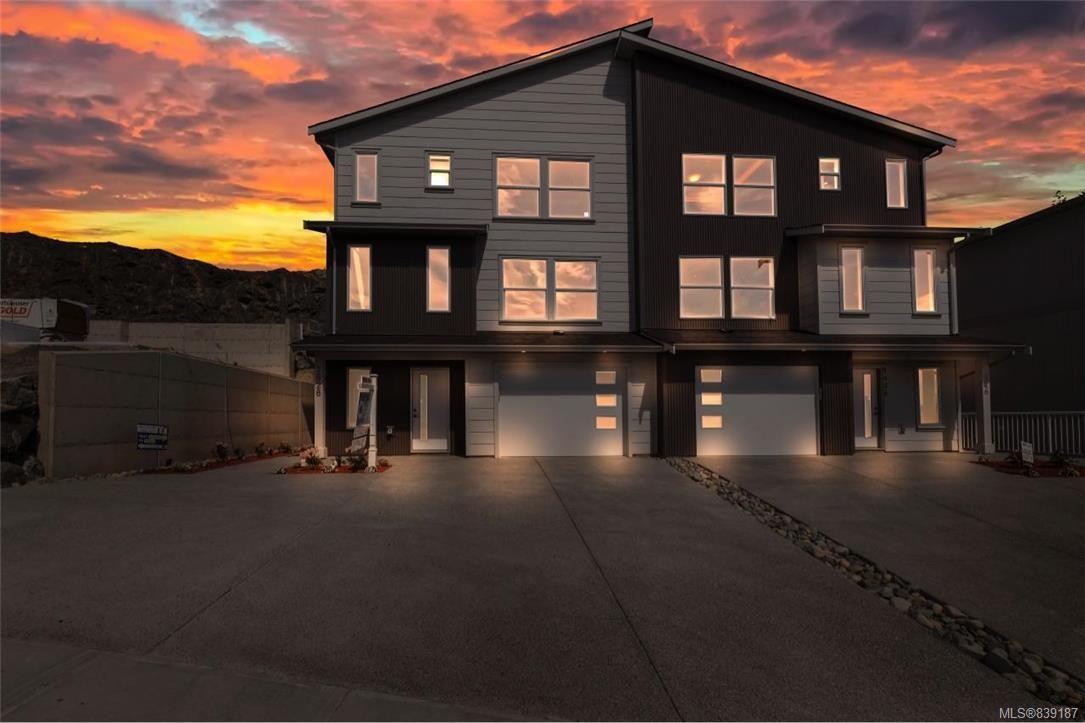 Main Photo: 7028 Brailsford Pl in Sooke: Sk Sooke Vill Core Half Duplex for sale : MLS®# 839187