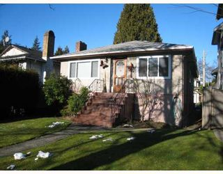 Photo 1: 4683 W 15TH Avenue in Vancouver: Point Grey House for sale (Vancouver West)  : MLS®# V684695