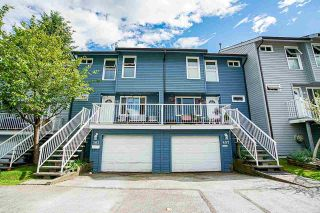 """Main Photo: 501 CARLSEN Place in Port Moody: North Shore Pt Moody Townhouse for sale in """"Eagle Point"""" : MLS®# R2583157"""