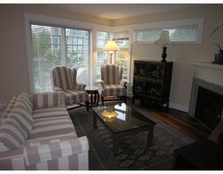 "Photo 3: 402 1586 W 11TH Avenue in Vancouver: Fairview VW Condo for sale in ""TORREY PINES"" (Vancouver West)  : MLS®# V672396"