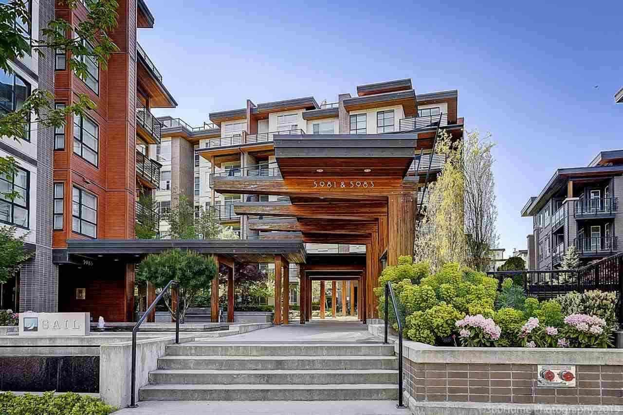 """Main Photo: 209 5981 GRAY Avenue in Vancouver: University VW Condo for sale in """"SAIL"""" (Vancouver West)  : MLS®# R2589842"""