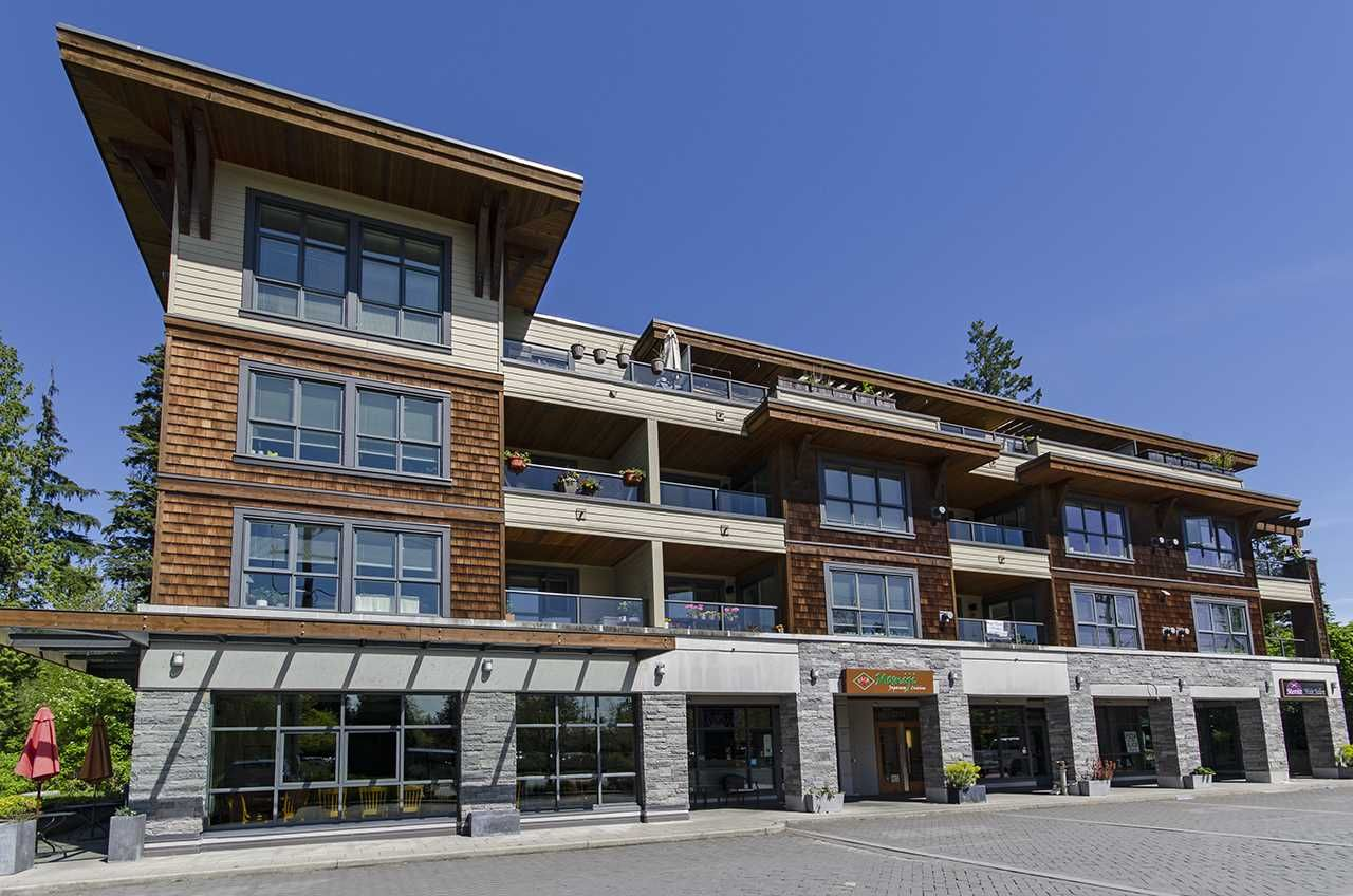 """Main Photo: 304 3732 MT SEYMOUR Parkway in North Vancouver: Indian River Condo for sale in """"Nature's Cove"""" : MLS®# R2454697"""