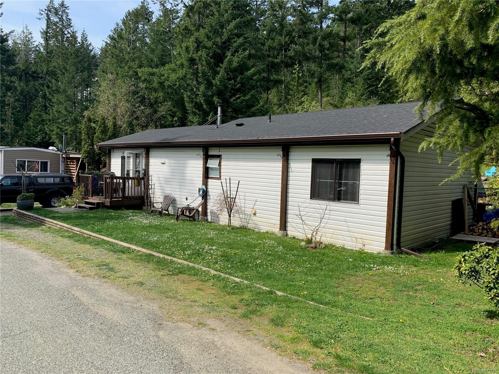 Main Photo: B37 920 Whittaker Rd in : ML Malahat Proper Manufactured Home for sale (Malahat & Area)  : MLS®# 873803