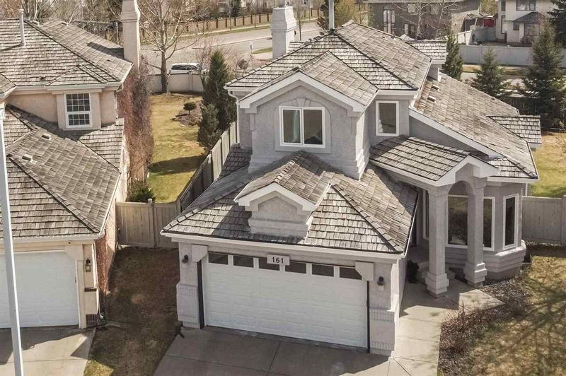 FEATURED LISTING: 161 CARLSON Close Edmonton