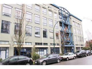 """Photo 2: 204 237 E 4TH Avenue in Vancouver: Mount Pleasant VE Condo for sale in """"THE ARTWORKS"""" (Vancouver East)  : MLS®# V1102209"""