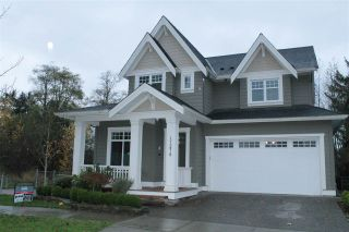 Photo 1: 17278 2A AVENUE in Surrey: Pacific Douglas House for sale (South Surrey White Rock)  : MLS®# R2014832
