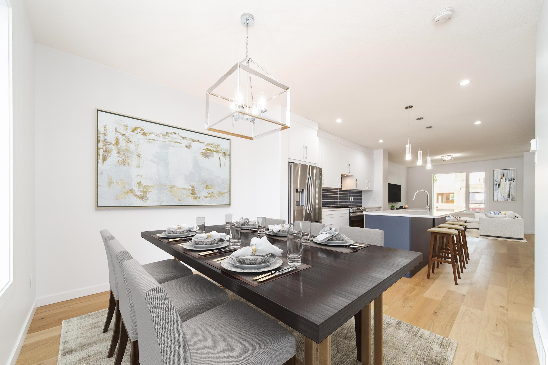 Main Photo: 10312 78 Street NW in Edmonton: Zone 19 House Half Duplex for sale : MLS®# E4262566