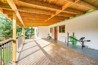 Photo 30: 21184 DEWDNEY TRUNK Road in Maple Ridge: Southwest Maple Ridge House for sale : MLS®# R2541732