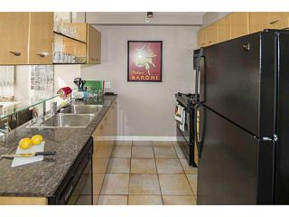 """Photo 6: 407 501 PACIFIC Street in Vancouver: Downtown VW Condo for sale in """"THE 501"""" (Vancouver West)  : MLS®# V1114876"""