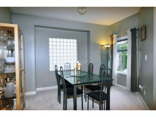 "Photo 10: 84 2979 PANORAMA Drive in Coquitlam: Westwood Plateau Townhouse for sale in ""DEERCREST"" : MLS®# V1090309"