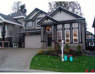 "Photo 1: 14955 34B Avenue in Surrey: Morgan Creek House for sale in ""Morgan Creek"" (South Surrey White Rock)  : MLS®# F2709837"