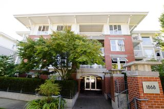 Photo 1: 104 1868 WEST 5TH AVENUE in GREENWICH: Home for sale