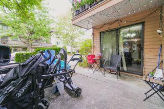 "Photo 23: 101 13316 71B Avenue in Surrey: West Newton Townhouse for sale in ""Sun Creek"" : MLS®# R2611543"