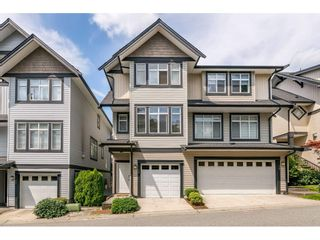 "Photo 1: 73 19932 70 Avenue in Langley: Willoughby Heights Townhouse for sale in ""Summerwood"" : MLS®# R2388854"