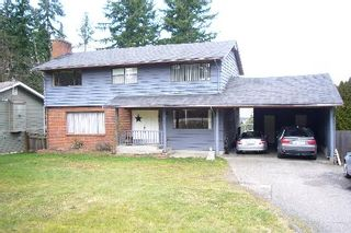 Photo 1: 16365 28TH AV in Surrey: House for sale (Grandview Surrey)  : MLS®# F1106551