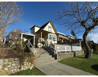 "Photo 1: 408 E 2ND Street in North Vancouver: Lower Lonsdale House for sale in ""THE JONES RESIDENCE"" : MLS®# V806455"