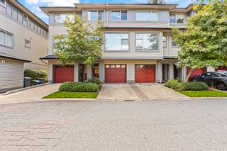"""Photo 2: 8 6033 168 Street in Surrey: Cloverdale BC Townhouse for sale in """"Chestnut"""" (Cloverdale)  : MLS®# R2621139"""