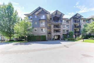 """Photo 2: 111 2958 WHISPER Way in Coquitlam: Westwood Plateau Condo for sale in """"SUMMERLIN @  SILVER SPRINGS"""" : MLS®# R2455365"""