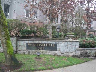 "Photo 3: 205 5683 HAMPTON Place in Vancouver: University VW Condo for sale in ""WYNDHAM HALL"" (Vancouver West)  : MLS®# R2533003"