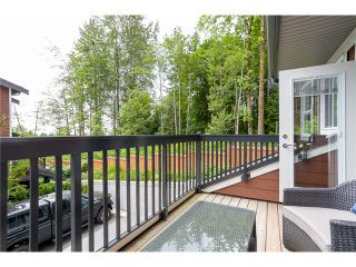 """Photo 18: 11 3431 GALLOWAY Avenue in Coquitlam: Burke Mountain Townhouse for sale in """"NORTHBROOK"""" : MLS®# V1069633"""