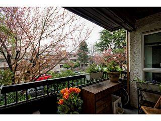 """Photo 19: # 206 1420 E 8TH AV in Vancouver: Grandview VE Condo for sale in """"Willowbridge"""" (Vancouver East)  : MLS®# V1030880"""