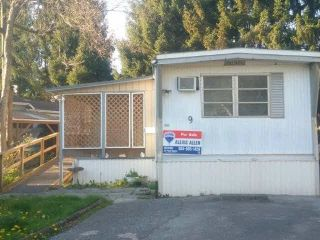 """Photo 1: 9 201 CAYER Street in Coquitlam: Maillardville Manufactured Home for sale in """"WILDWOOD PARK"""" : MLS®# V1142074"""