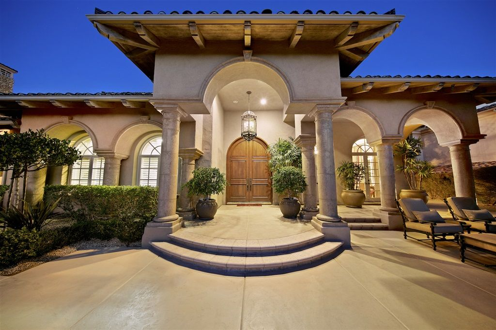 Main Photo: CARMEL VALLEY House for sale : 6 bedrooms : 5570 Meadows Del Mar in San Diego