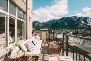 """Photo 22: 520 1211 VILLAGE GREEN Way in Squamish: Downtown SQ Condo for sale in """"Rockcliff"""" : MLS®# R2560335"""