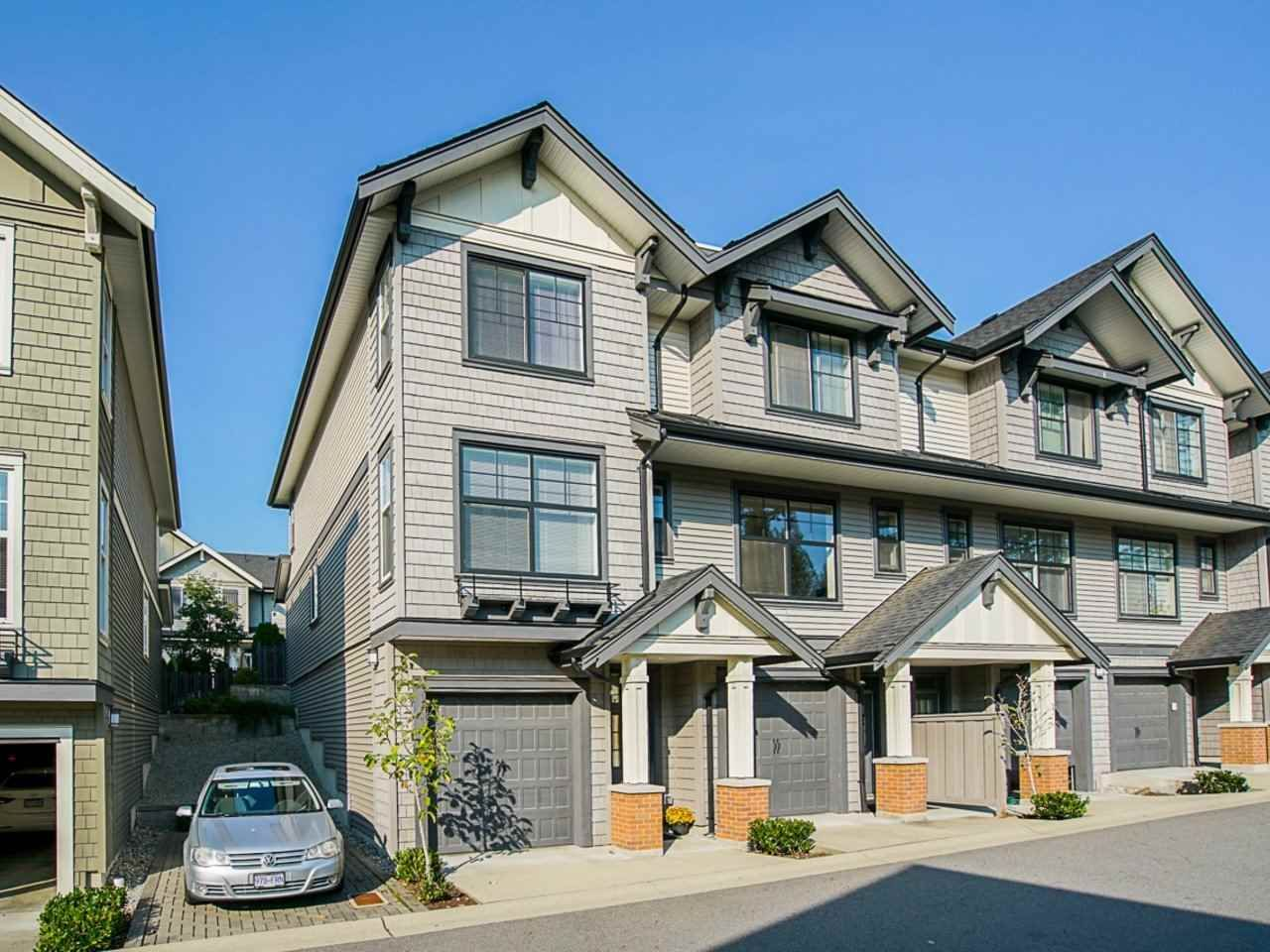 """Main Photo: 34 3470 HIGHLAND Drive in Coquitlam: Burke Mountain Townhouse for sale in """"Bridlewood"""" : MLS®# R2503494"""