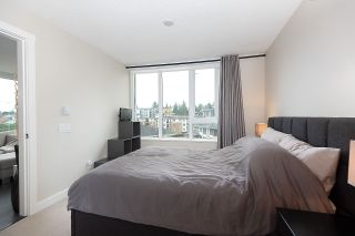 """Photo 26: 703 602 COMO LAKE Avenue in Coquitlam: Coquitlam West Condo for sale in """"UPTOWN 1 BY BOSA"""" : MLS®# R2600902"""