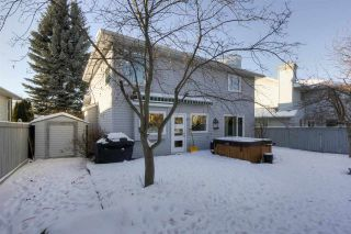 Photo 43: 17 HUNTINGTON Crescent: St. Albert House for sale : MLS®# E4229178