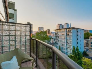 Photo 15: 801 1520 HARWOOD Street in Vancouver: West End VW Condo  (Vancouver West)  : MLS®# V1128758