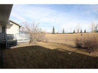Photo 36: 31 RIVERVIEW Close: Cochrane House for sale : MLS®# C4055630