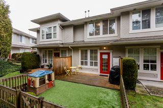 """Photo 29: 33 14952 58 Avenue in Surrey: Sullivan Station Townhouse for sale in """"Highbrae"""" : MLS®# R2232617"""