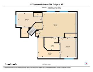 Photo 39: 127 Somerside Grove SW in Calgary: Somerset Detached for sale : MLS®# A1134301