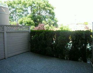 """Photo 5: 111 1236 W 8TH AV in Vancouver: Fairview VW Condo for sale in """"GALLERIA II"""" (Vancouver West)  : MLS®# V603674"""