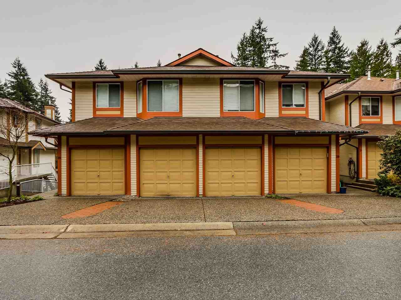 """Main Photo: 19 103 PARKSIDE Drive in Port Moody: Heritage Mountain Townhouse for sale in """"TREETOPS"""" : MLS®# R2016769"""