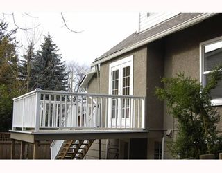 """Photo 10: 3563 HEATHER Street in Vancouver: Cambie House for sale in """"DOUGLAS PARK"""" (Vancouver West)  : MLS®# V753174"""