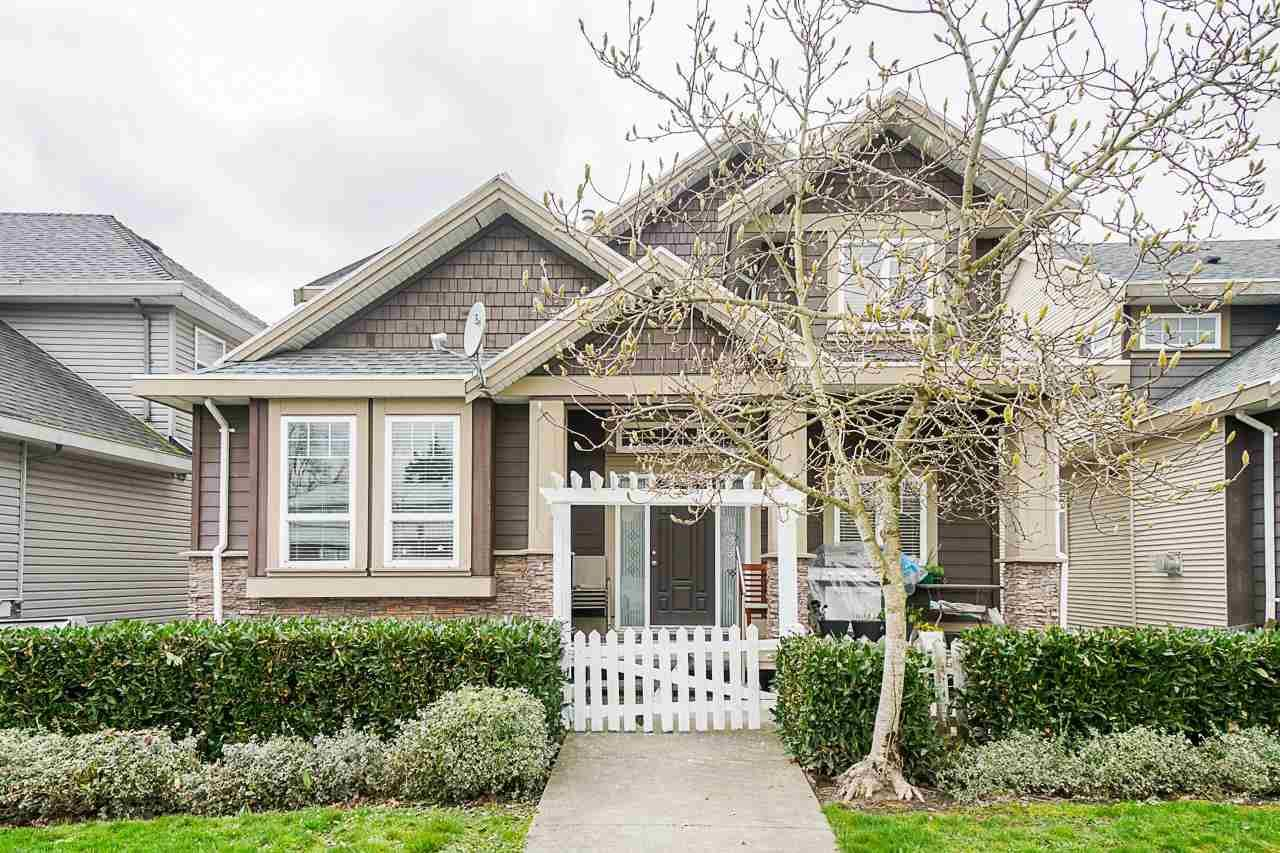 Main Photo: 7225 202A Street in Langley: Willoughby Heights House for sale : MLS®# R2579600
