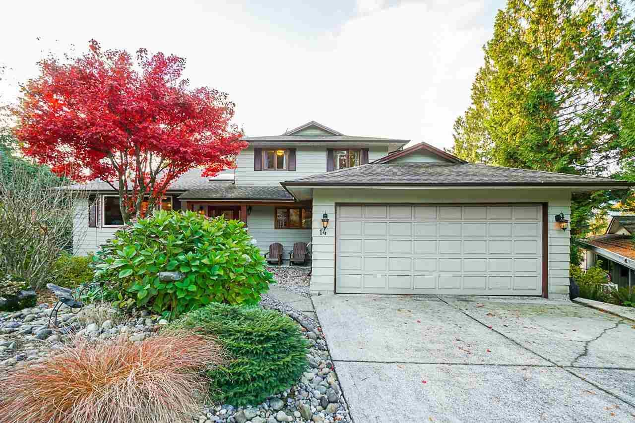 Main Photo: 14 SYMMES Bay in Port Moody: Barber Street House for sale : MLS®# R2583038