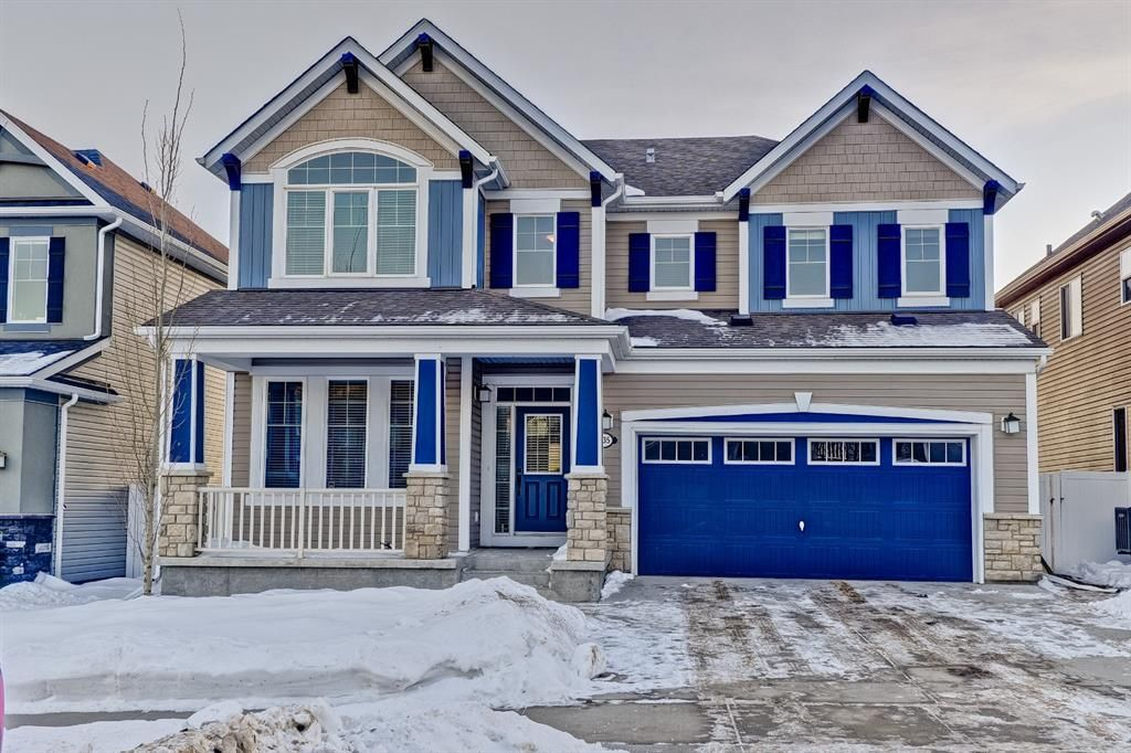 Main Photo: 235 Lakepointe Drive: Chestermere Detached for sale : MLS®# A1058277