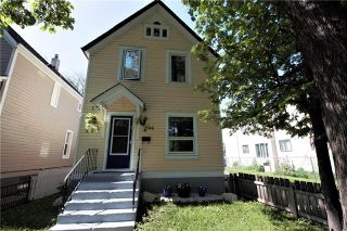 Photo 12: 398 St John's Avenue in Winnipeg: North End Residential for sale (4C)  : MLS®# 1921646
