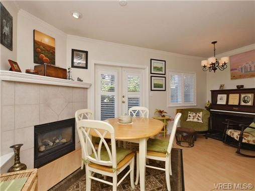 Photo 3: Photos: 2 225 Vancouver St in VICTORIA: Vi Fairfield West Row/Townhouse for sale (Victoria)  : MLS®# 699891
