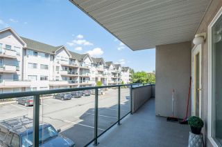 """Photo 22: 211 33728 KING Road in Abbotsford: Central Abbotsford Condo for sale in """"College Park Place"""" : MLS®# R2486380"""