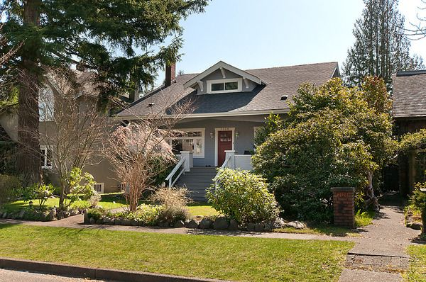 Main Photo: 3108 W 37TH Avenue in Vancouver: Kerrisdale House for sale (Vancouver West)  : MLS®# V998616