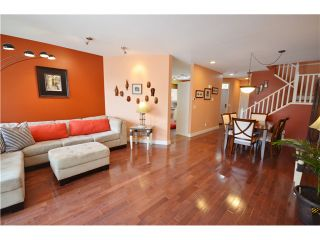 """Photo 5: 63 2615 FORTRESS Drive in Port Coquitlam: Citadel PQ Townhouse for sale in """"ORCHARD HILL"""" : MLS®# V1070178"""
